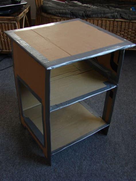 Diy-Paper-Mache-Side-Table