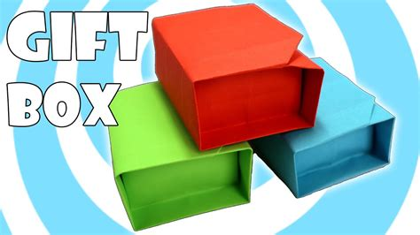 Diy-Paper-Origami-Gift-Box-With-Lid-Instructions