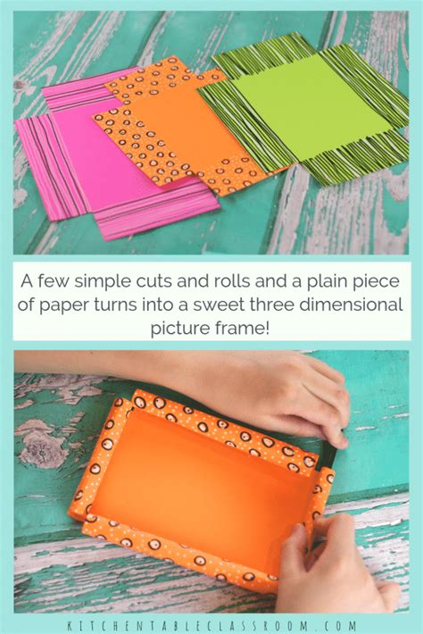 Diy-Paper-Picture-Frame