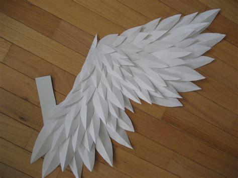 Diy-Paper-Wings