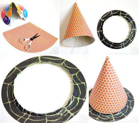 Diy-Paper-Witch-Hat