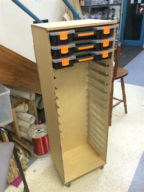 Diy-Parts-Shelf