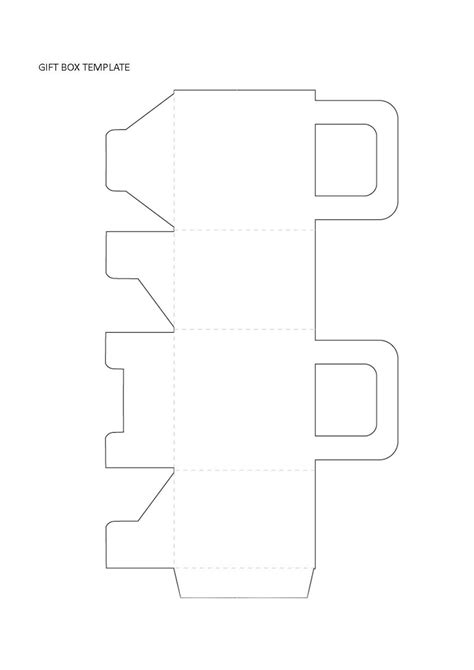 Diy-Party-Box-Template
