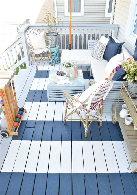 Diy-Patio-Deck-Painting-Ideas