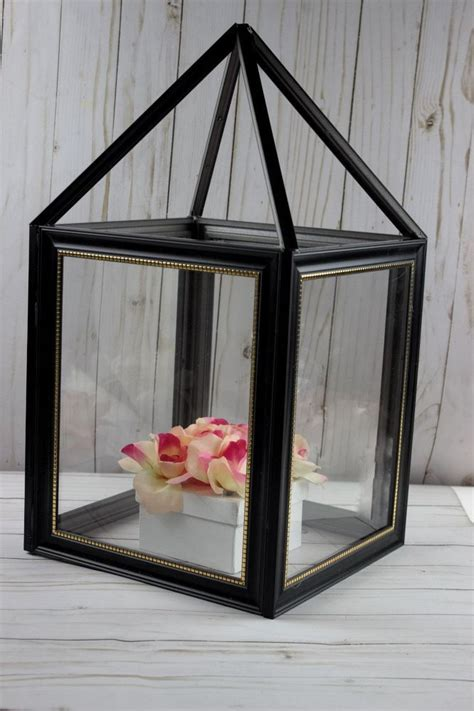 Diy-Patio-Lanterns-Made-With-Picture-Frames