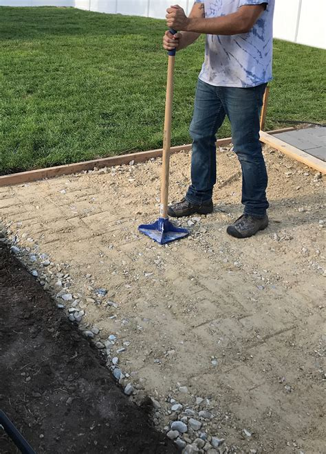 Diy-Patio-Pavers-Installation