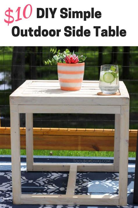 Diy-Patio-Side-Table