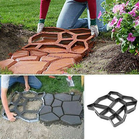 Diy-Patio-Stone-Mold