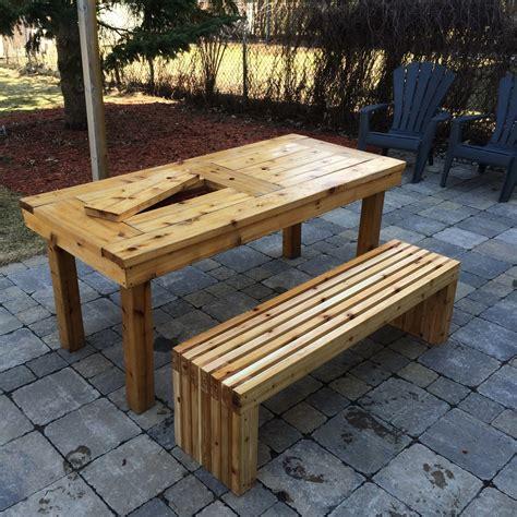Diy-Patio-Table-Bench