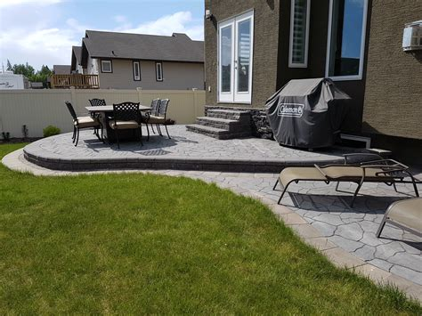 Diy-Paver-Patio-On-A-Slope