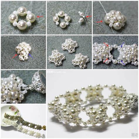 Diy-Pearl-Beaded-Bracelet