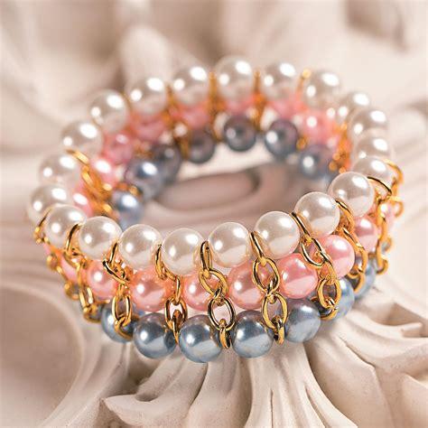 Diy-Pearl-Bracelet