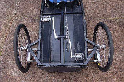 Diy-Pedal-Car