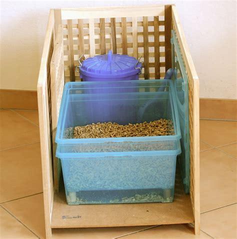 Diy-Pellet-Litter-Box