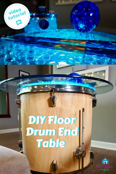 Diy-Percussion-Table