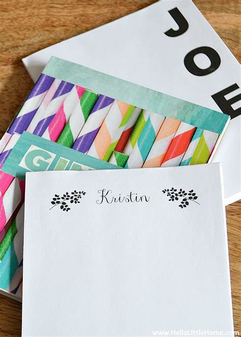 Diy-Personalized-Notepads