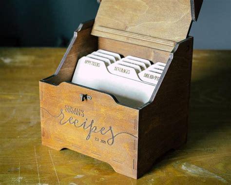 Diy-Personalized-Recipe-Box