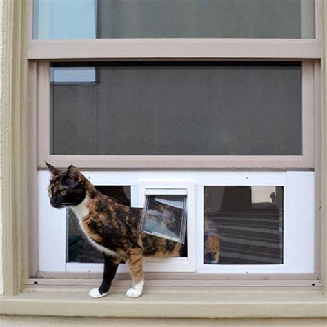Diy-Pet-Door-For-Window