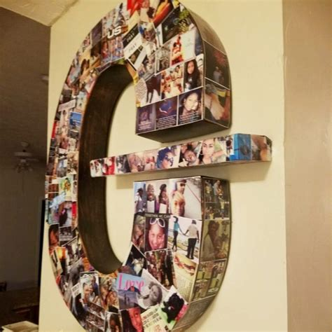 Diy-Photo-Collage-On-Wood