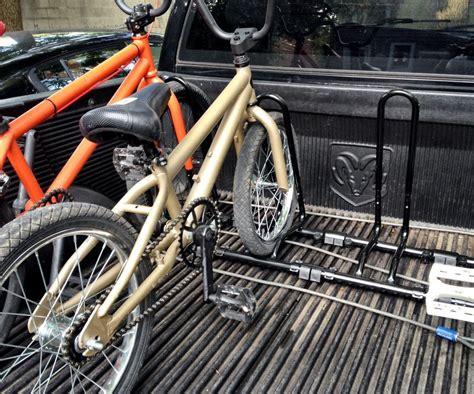 Diy-Pickup-Bike-Rack