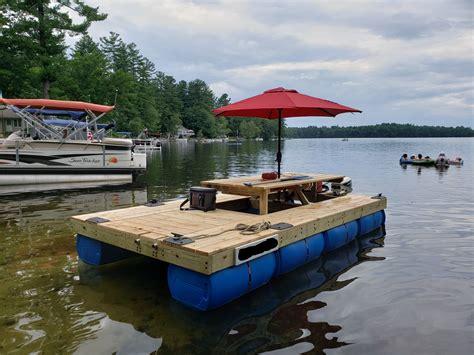 Diy-Picnic-Table-Boat