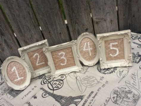 Diy-Picture-Frame-Table-Numbers