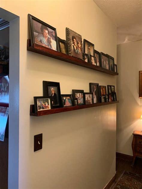 Diy-Picture-Rail-Shelf
