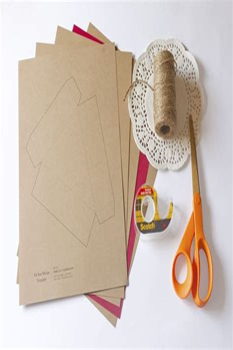 Diy-Pie-Wedge-Box
