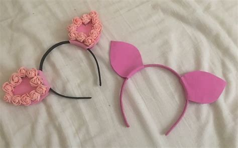 Diy-Pig-Ears-Headband