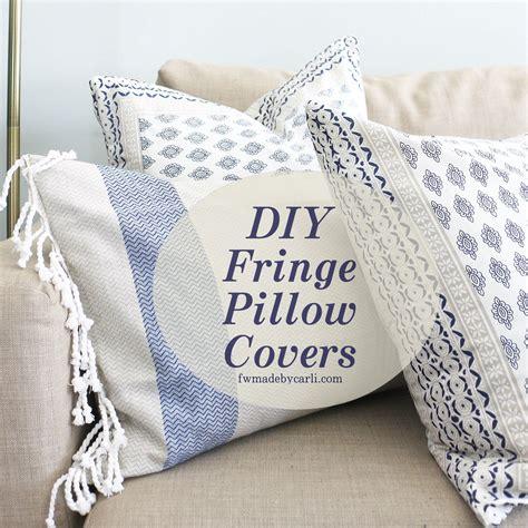 Diy-Pillow-Covers
