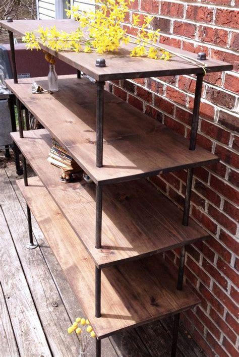 Diy-Pipe-Shelves-Freestanding