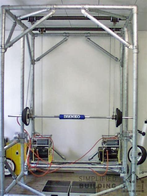 Diy-Pipe-Squat-Rack
