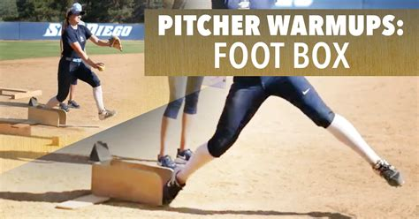 Diy-Pitching-Foot-Box