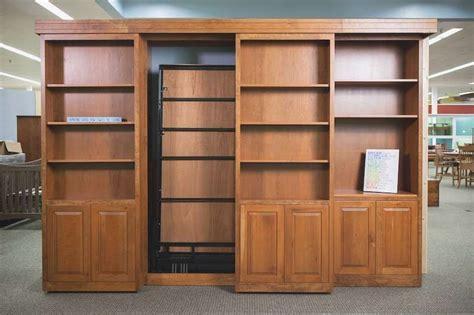 Diy-Plans-Sliding-Bookshelves-Murphy-Bed