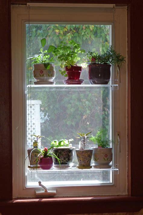 Diy-Plant-Window-Shelf-Hanging