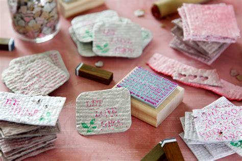 Diy-Plantable-Seed-Paper