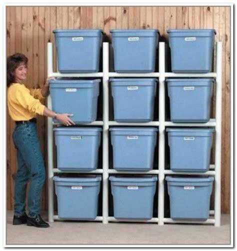 Diy-Plastic-Bin-Rack
