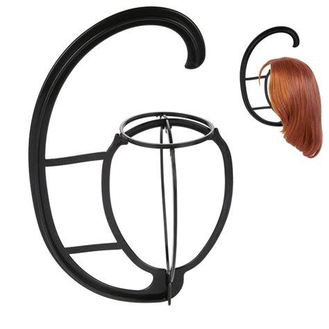 Diy-Plastic-Dryer-Rack-Wig-Holder