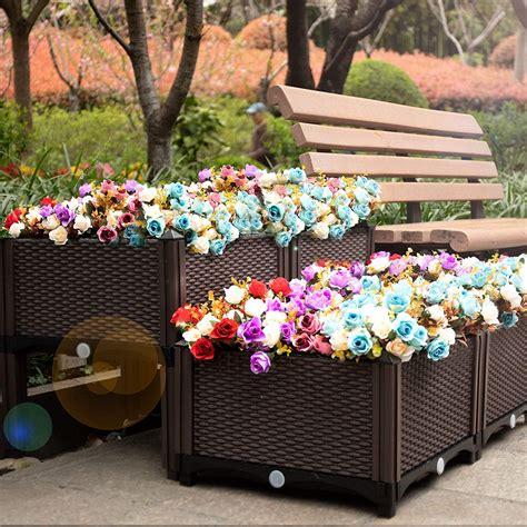 Diy-Plastic-Planter-Box