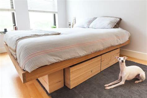 Diy-Platform-Bed-With-Storage-Drawers