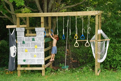 Diy-Play-Structure