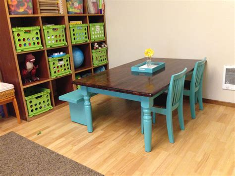 Diy-Playroom-Table-Ideas