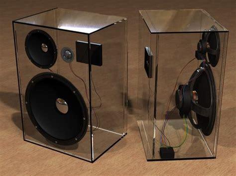 Diy-Plexiglass-Speaker-Box