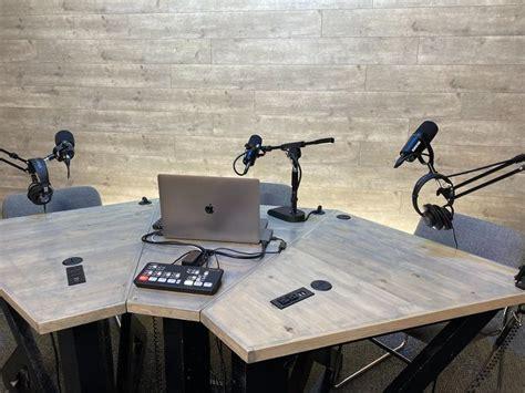 Diy-Podcast-Desk