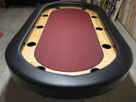 Diy-Poker-Table-Raised-Rail
