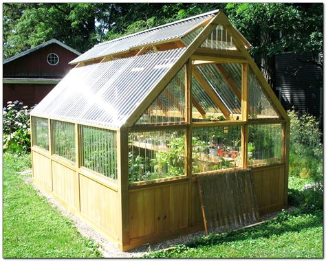 Diy-Polycarbonate-Greenhouse-Plans