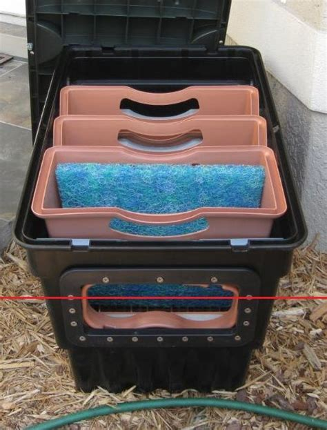 Diy-Pond-Filter-Box