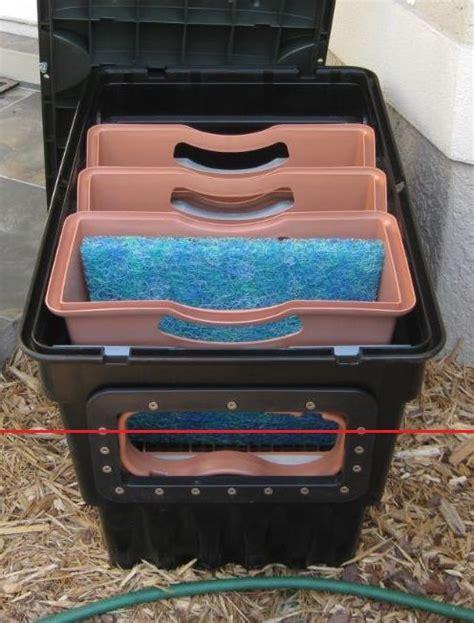 Diy-Pond-Pump-Filter-Box