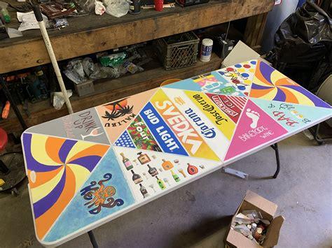Diy-Pong-Table