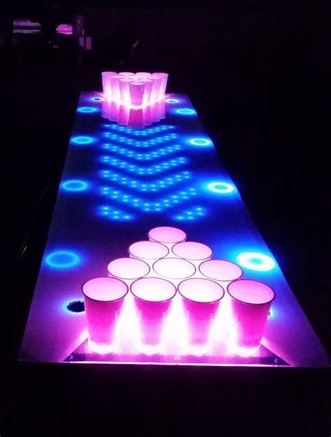Diy-Pool-Beer-Pong-Table